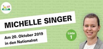 Singer Michelle
