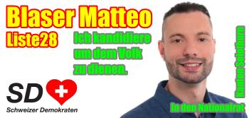 Matteo S. Blaser